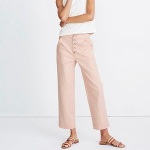 Madewell Greenwich Relaxed pants